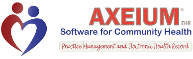 AXEIUM Patient Management and EHR for Community Health